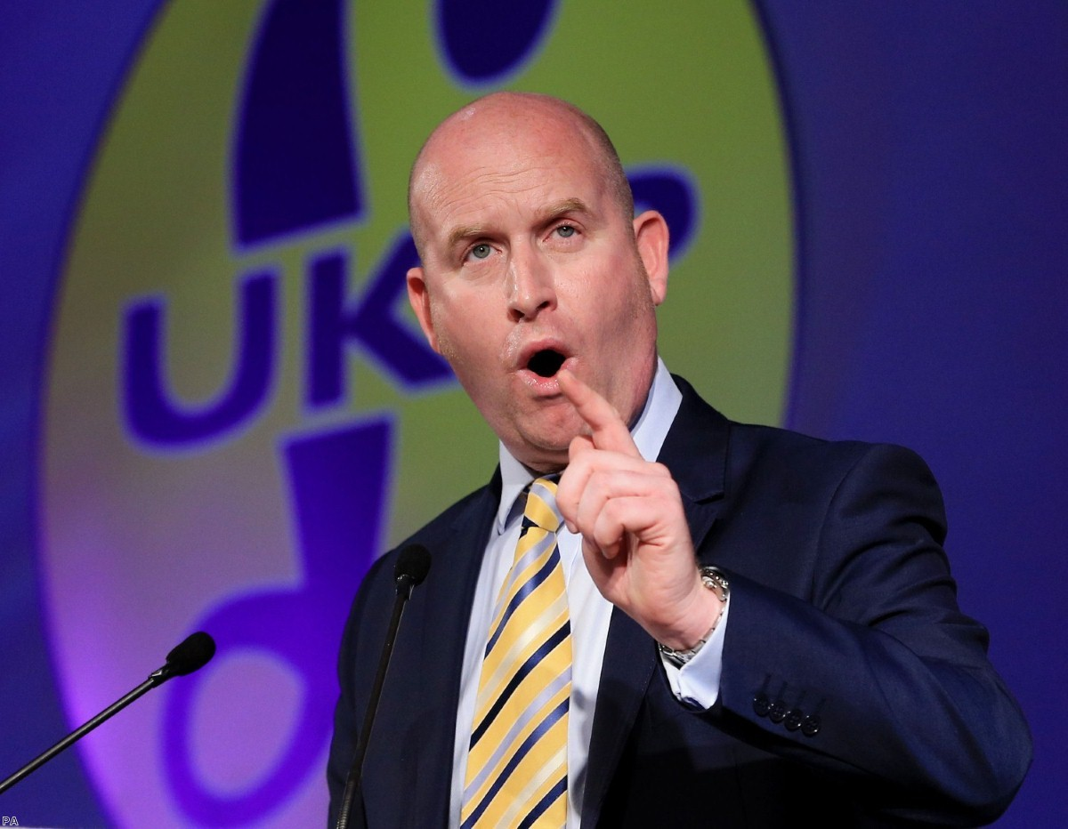 Paul Nuttall is in some respects even more of a hardline right-winger than Nigel Farage