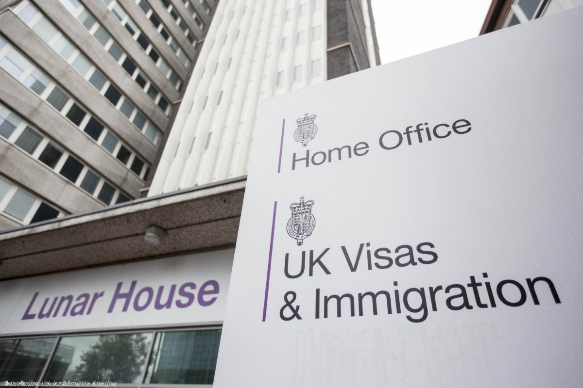 Child maintenance records are being shared with the Home Office for immigration enforcement purposes