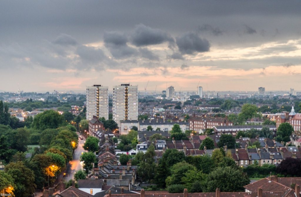 """""""Tenants in the UK have some of the worse housing rights in all of Europe."""""""