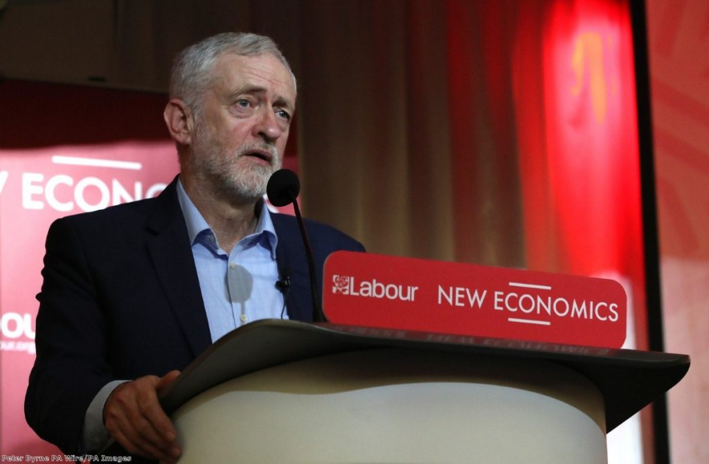 Jeremy Corbyn's leaked manifesto includes many spending commitments, but is more muted on reversing benefit cuts
