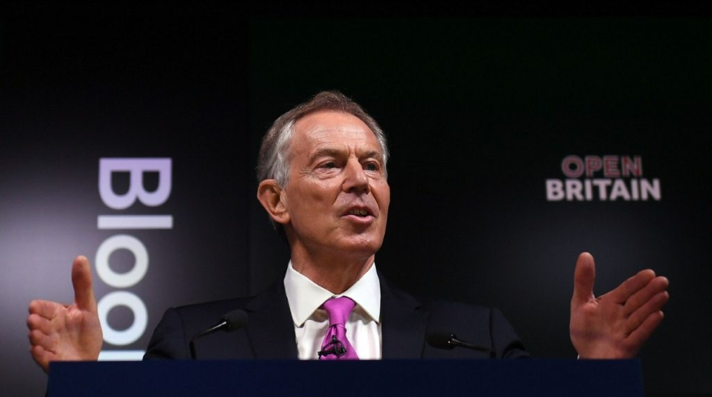 Blair: The Second Coming