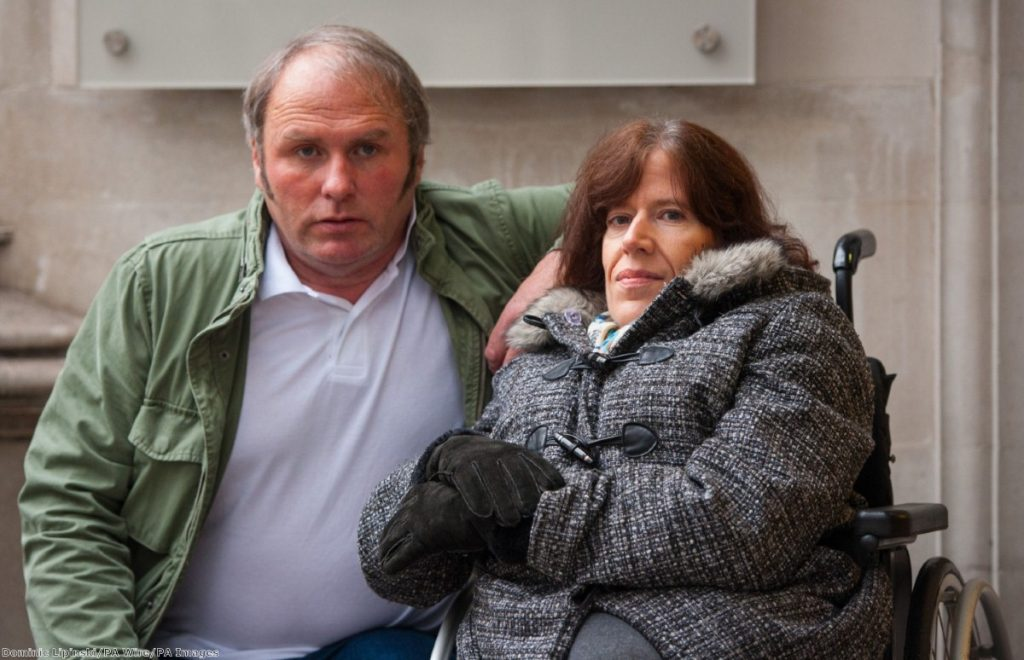 """""""A couple who defeated the government in court over the bedroom tax are being forced to appear before a judge again"""""""