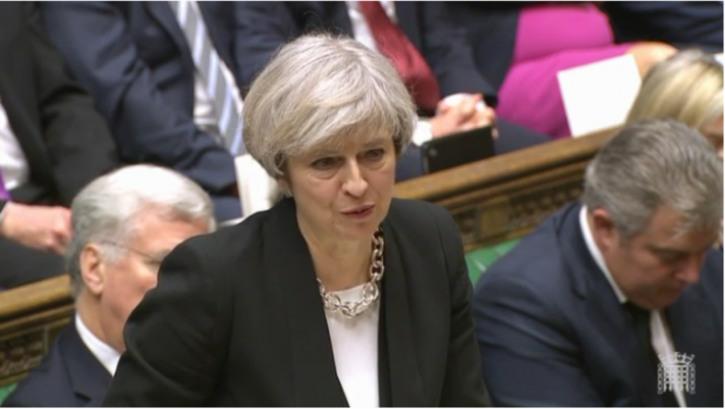 """""""The prime minister may have avoided giving any real answers on schools this week but she will ultimately have to face up to the questions"""""""