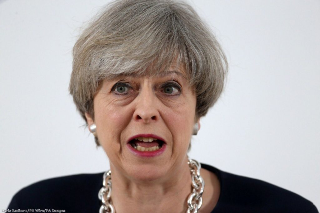 """""""The phrase """"less haste, more speed"""" could be applied equally to May's decision to call a general election and her mad rush to trigger Article 50."""""""