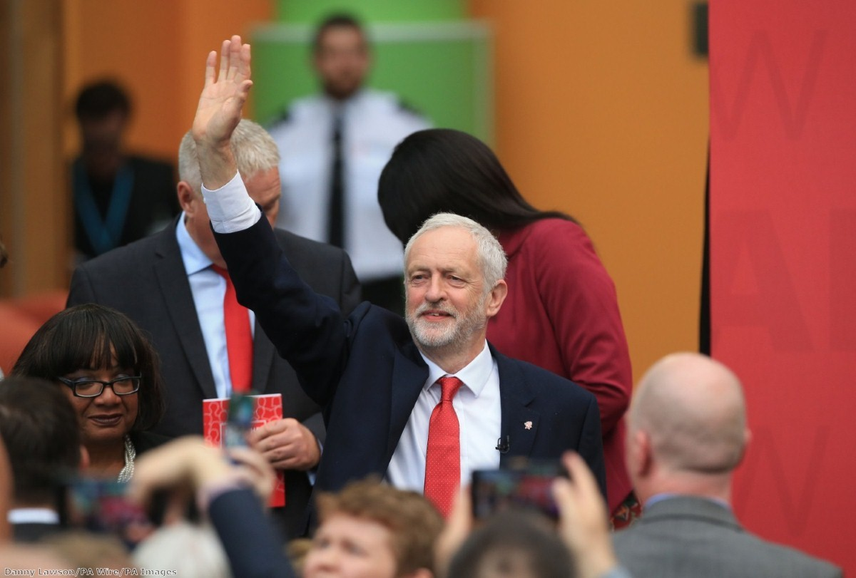 Jeremy Corbyn's election campaign paid more attention to student debt than crisis debt