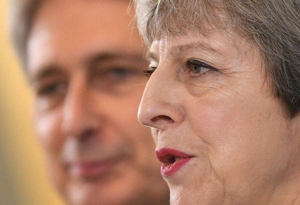 Nick Timothy has had a terrible campaign, but Hammond has allowed the Tories nothing but gruel