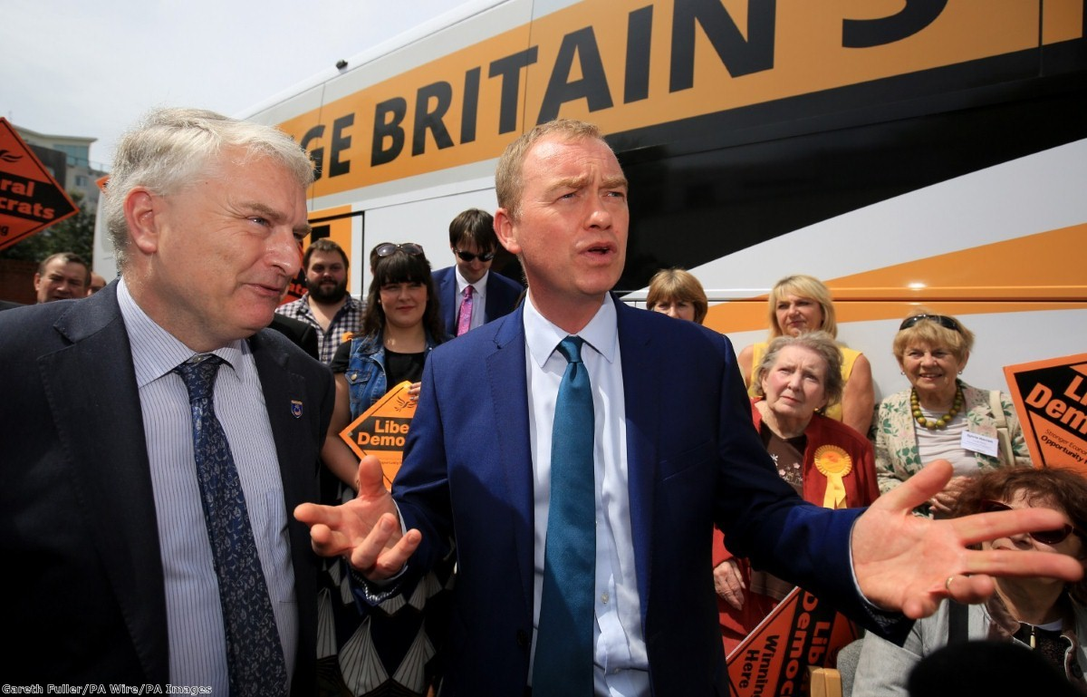 """""""With another election looming, there are many reasons to be cheerful as a Liberal Democrat."""""""
