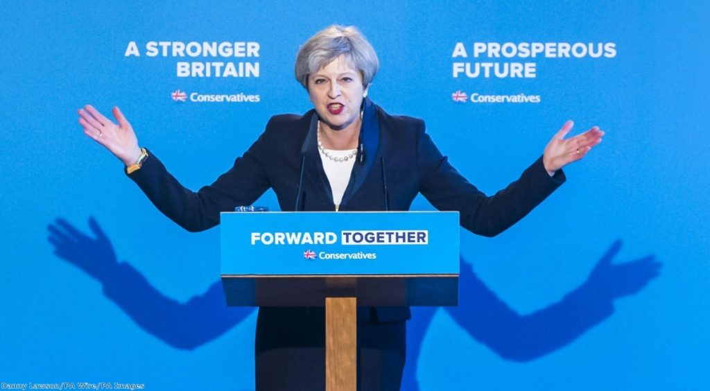 Theresa May's manifesto reflects more of her worldview than her actual plans