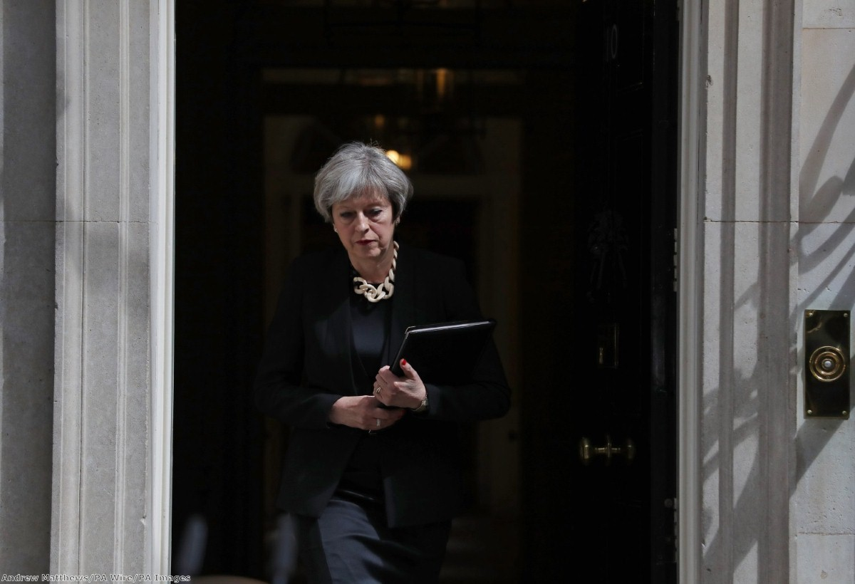 """""""When May took over the Home Office in 2011, she overhauled Prevent"""""""