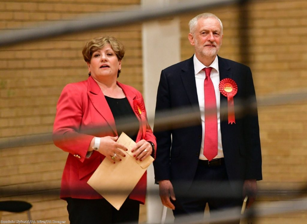 """""""Labour was right to be prepared for an election this year and it should remain in a state of readiness."""""""