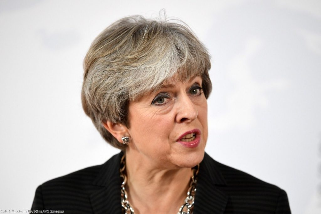 May: Three options, all impossible