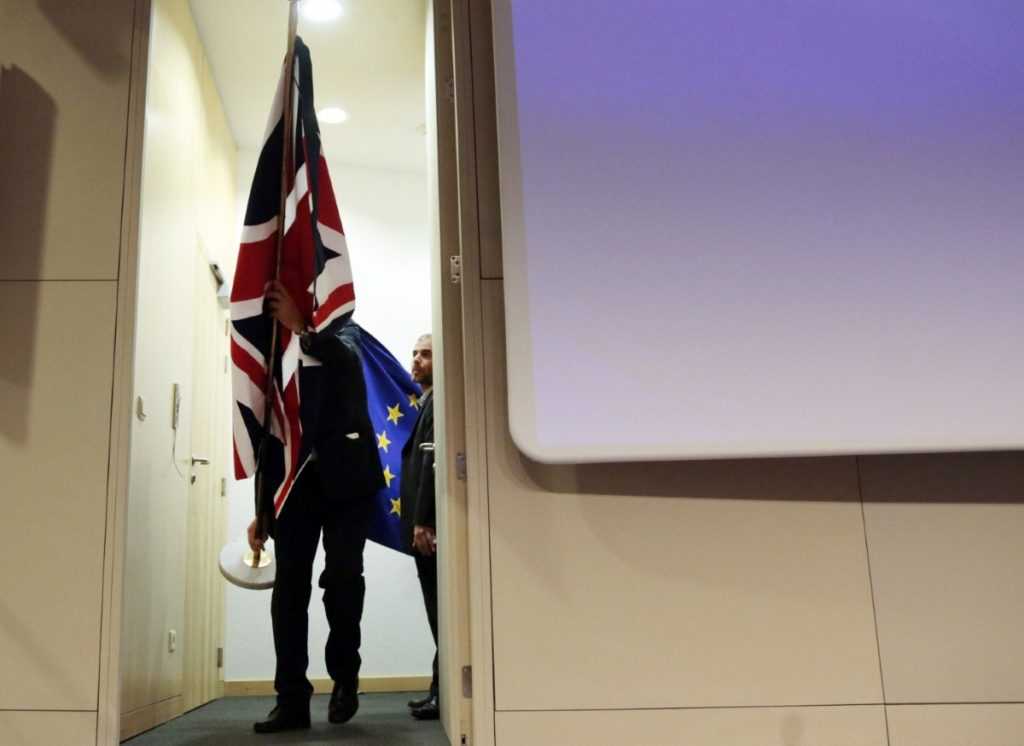EU preparation for no-deal is defined by their own interests