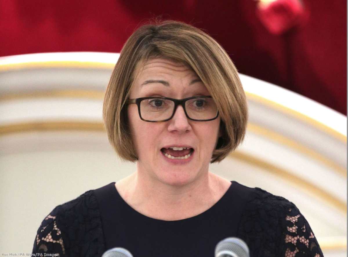 The leader of Haringey council, Claire Kober, has announced that she will be stepping down