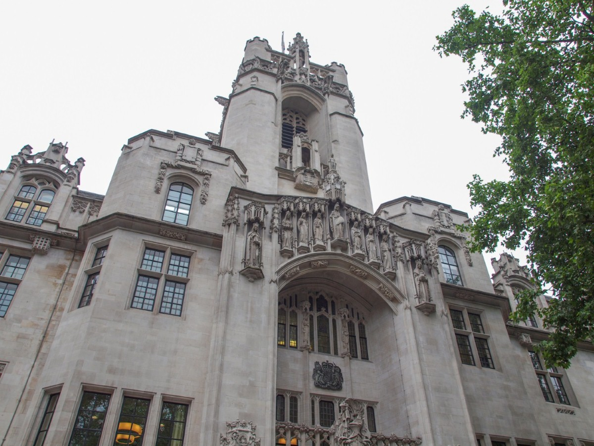 The Carmichaels took their case to the Supreme Court