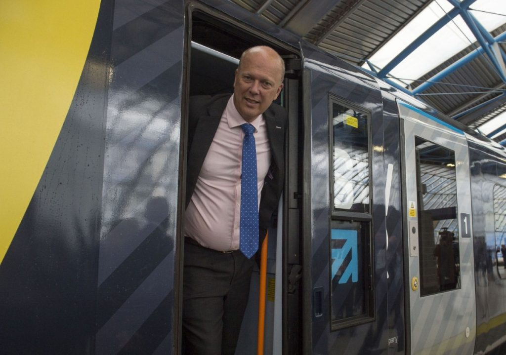 Transport secretary Chris Grayling suggested on the BBC's Question Time last week that no lorries would be checked after Brexit