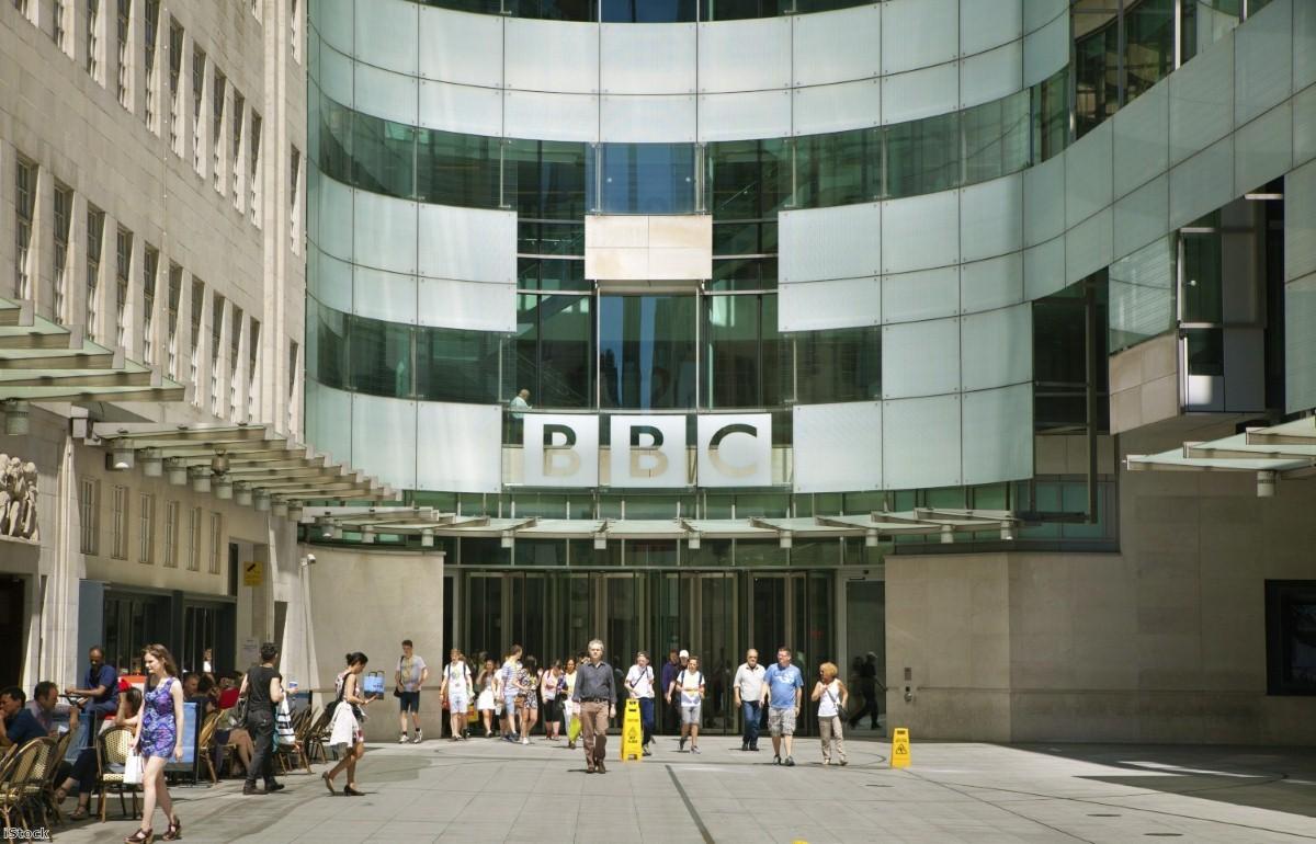 BBC head office, London   Copyright: iStock