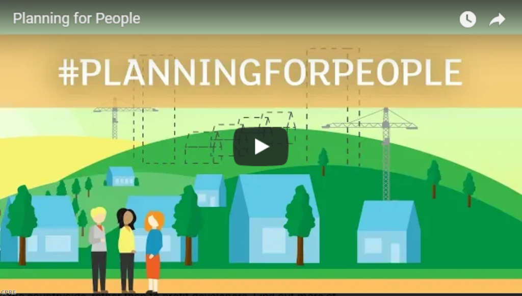 CPRE planning for people