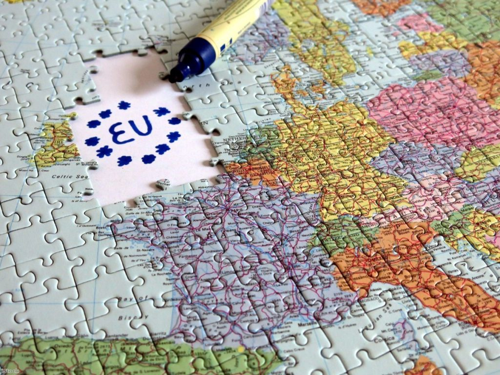 Brexit jigsaw puzzle   Copyright: iStock