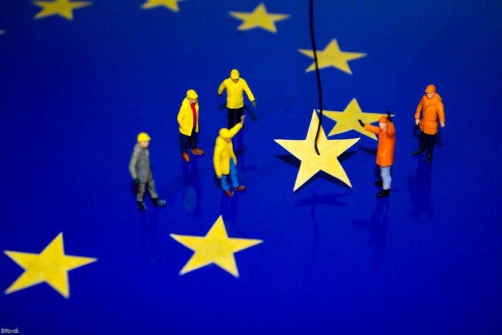 Was this the week Brexit fell apart?   Copyright: iStock
