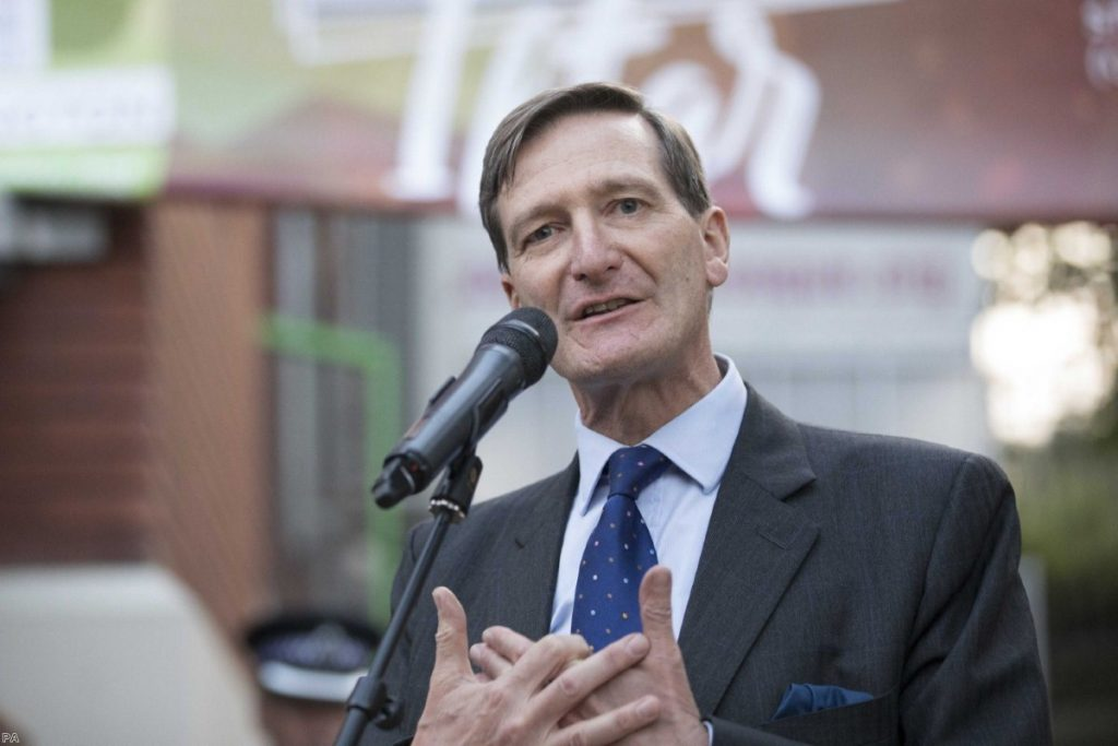 Dominic Grieve | Copyright: PA
