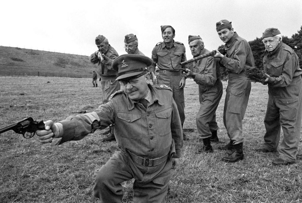 Comic war: The WW2 metaphors long ago ran out of control