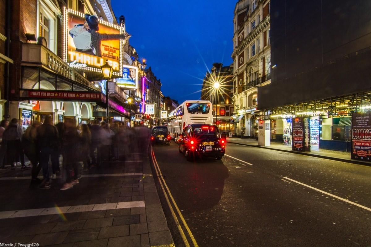 London West End | Copyright: iStock / Freggel78