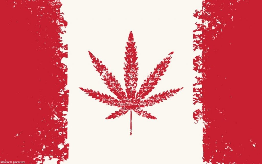 Canada legalised cannabis this week, but retained complex legal rules around its use