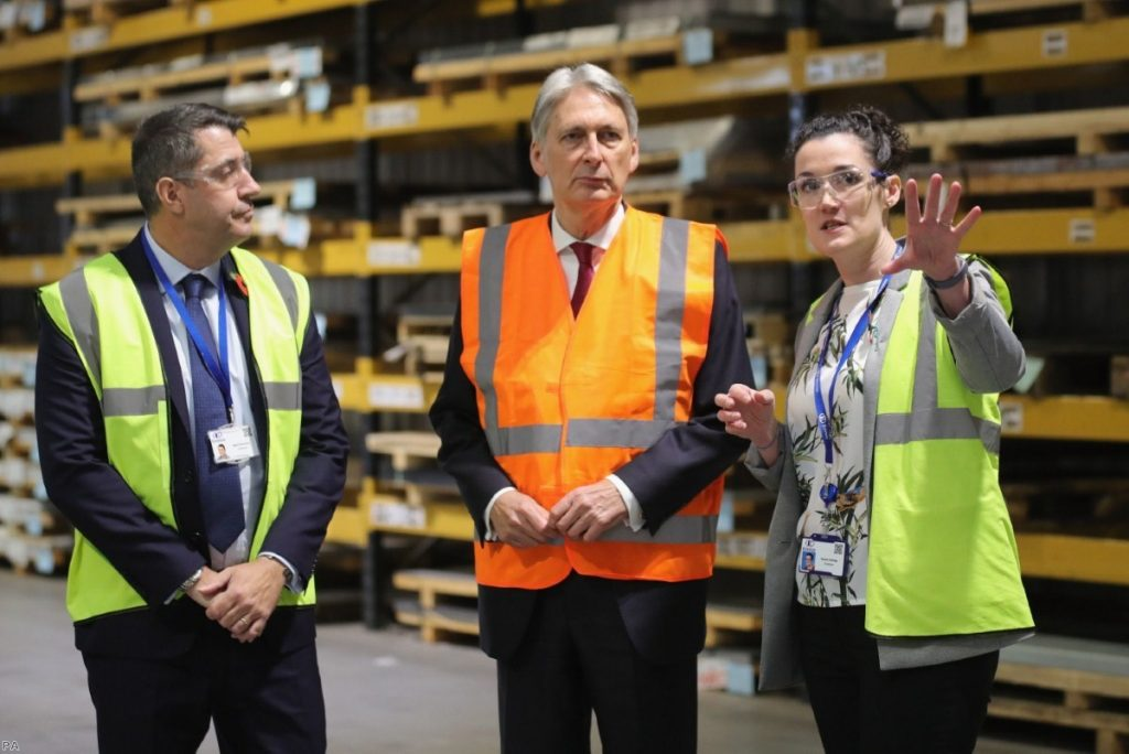 Philip Hammond, known as Spreadsheet Phil, is considered a safe pair of hands, but his record is questionable.