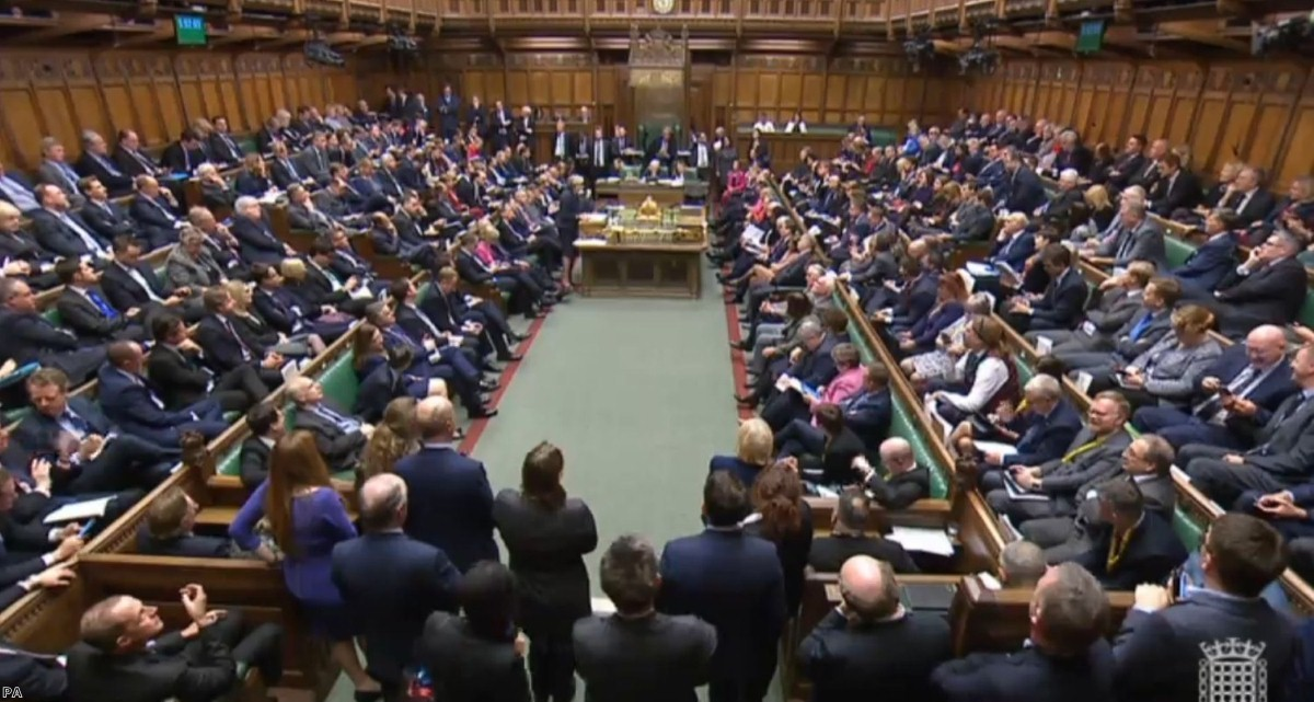 May opens five days of debate in parliament on her Brexit deal