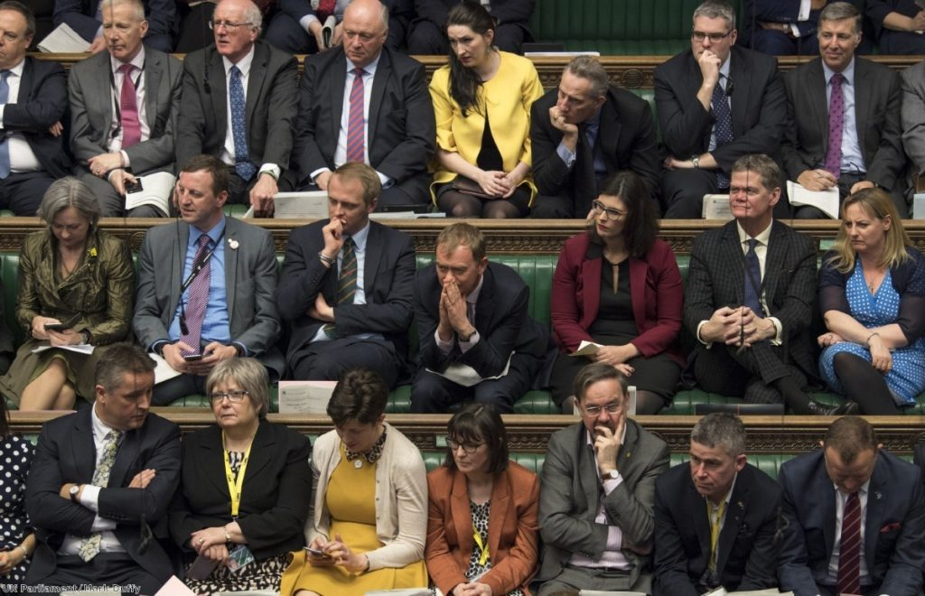 MPs during PMQs earlier. Support for the amendment was universal this evening.