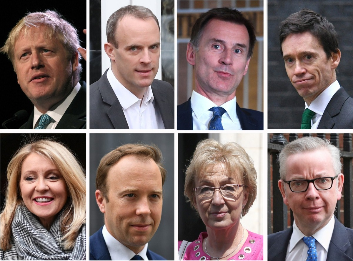 Leadership contest drama: Frivolous competition nevertheless full of casual assurances about an extreme no-deal policy