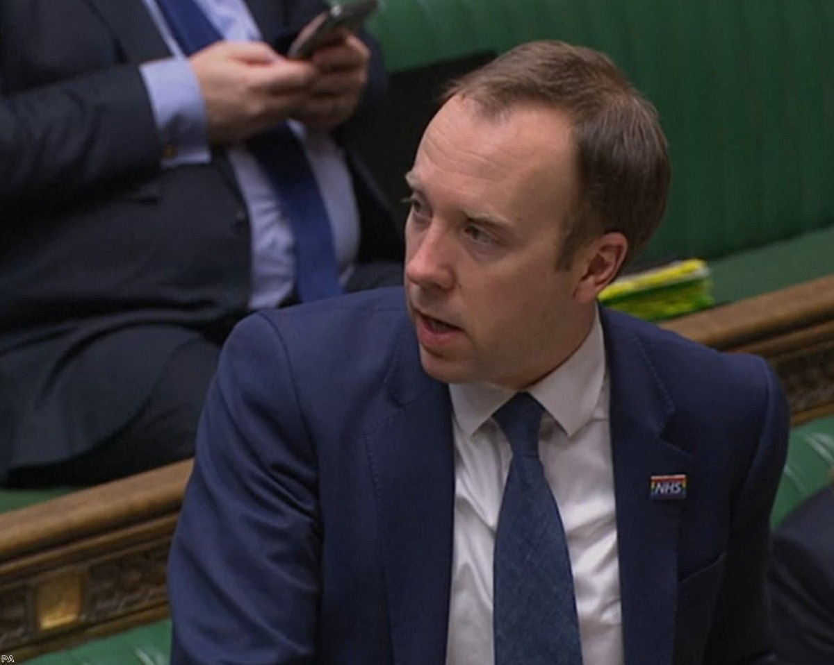 MPs debate the coronavirus bill in the Commons tonight.