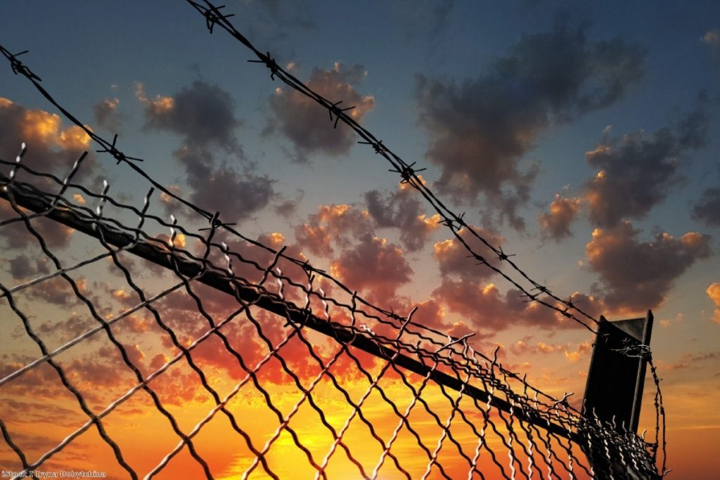 Locked in: Home Office accused of filling detention centres even after the covid emergency began.