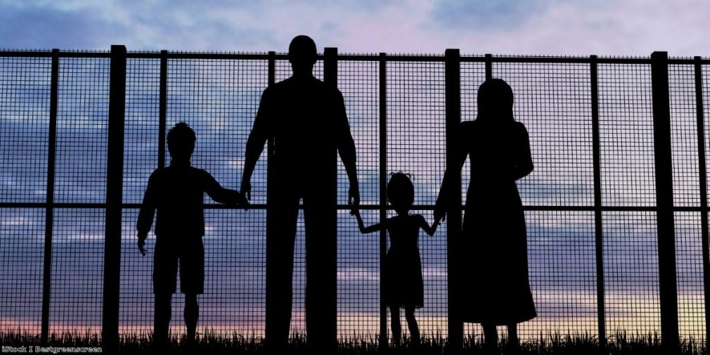 Asylum: Seekers trapped in poverty during lengthy claim process.