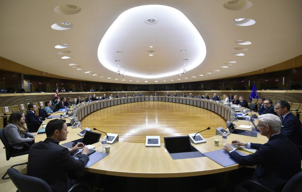 The latest round of negotiation ended prematurely yesterday, with EU negotiatior Michel Barnier noting the lack of progress