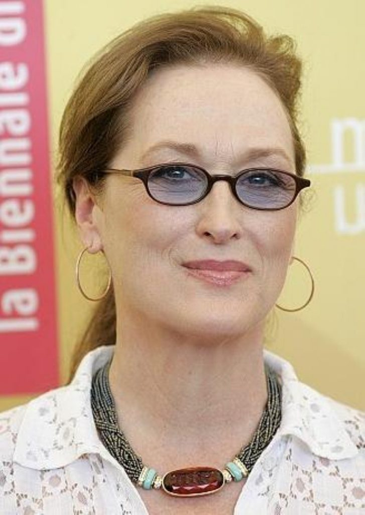Meryl Streep is playing Maggie Thatcher in next year's The Iron Lady