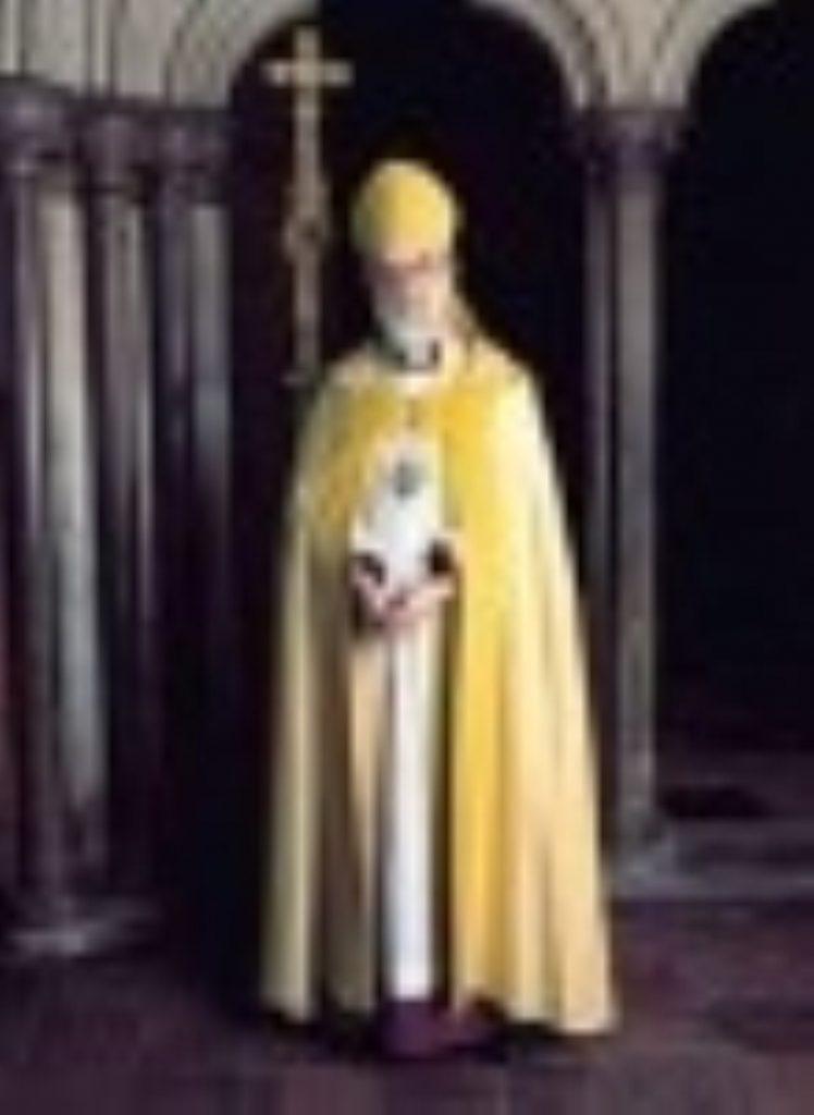 Rowan Williams warns against banning crosses and veils