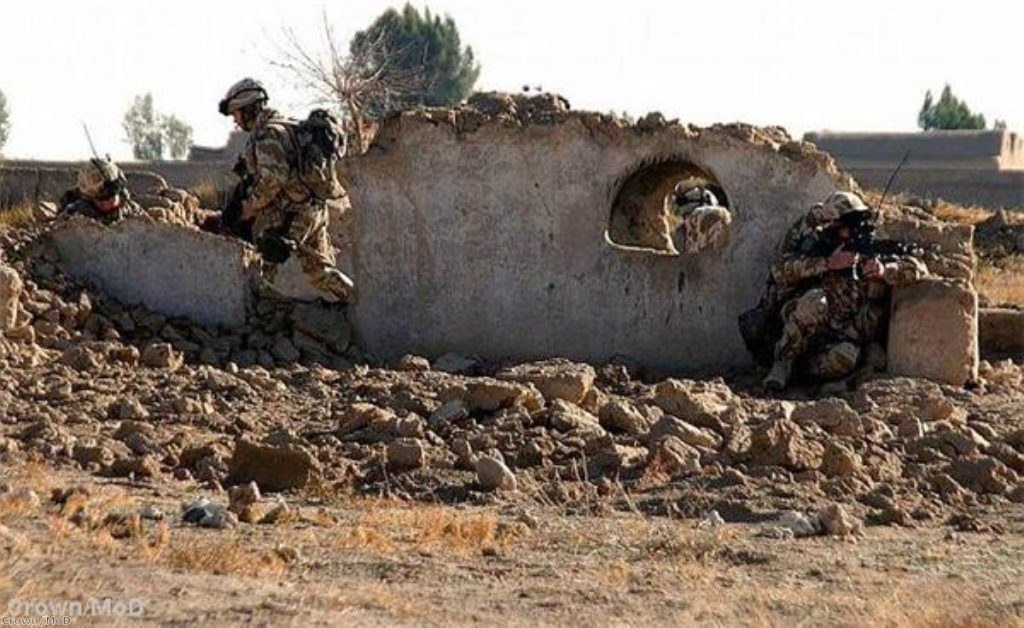 British troops in Afghanistan are holding around 90 Afghan detainees without giving them legal access