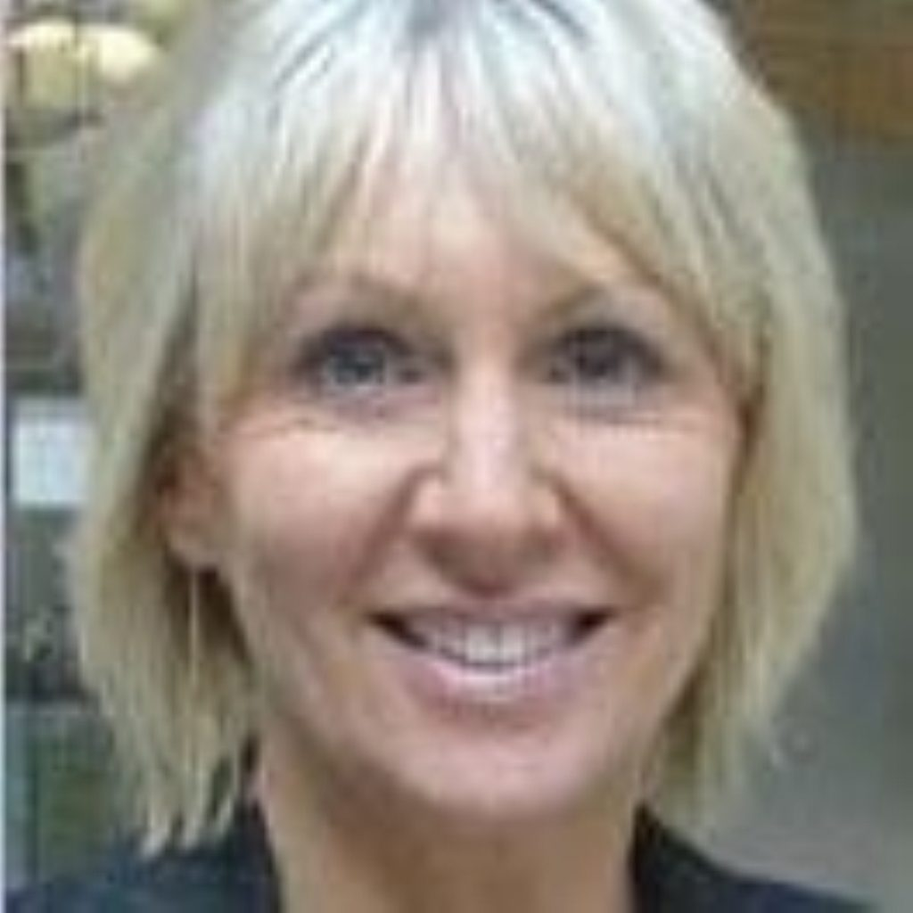 Nadine Dorries wants the abortion limit to be lowered to 20 weeks
