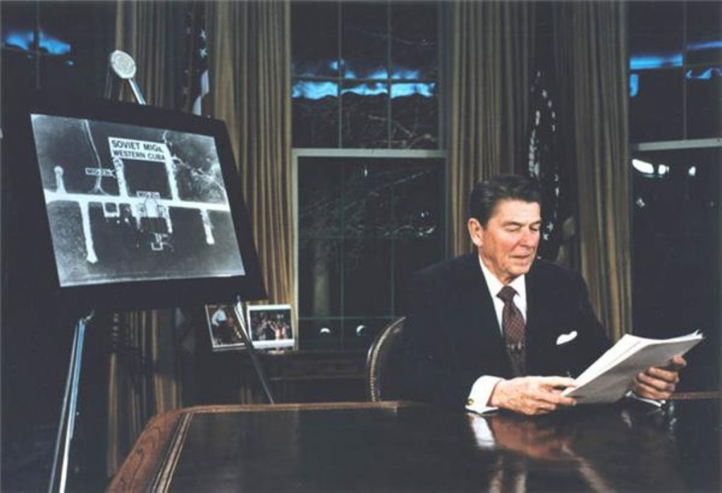 Ronald Reagan's presidential library will provide the model for Margaret Thatcher's library and museum