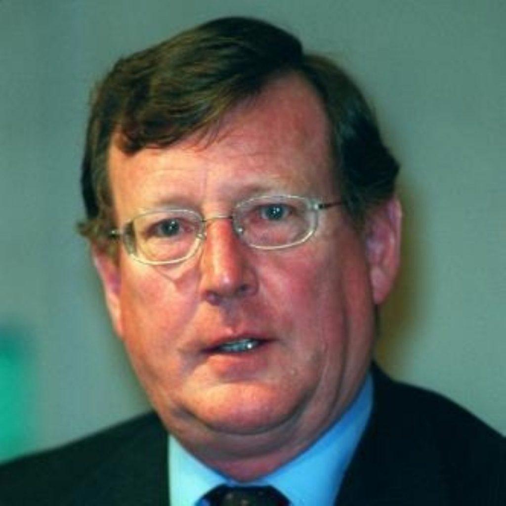 Trimble labels Troubles compensation plan 'offensive'