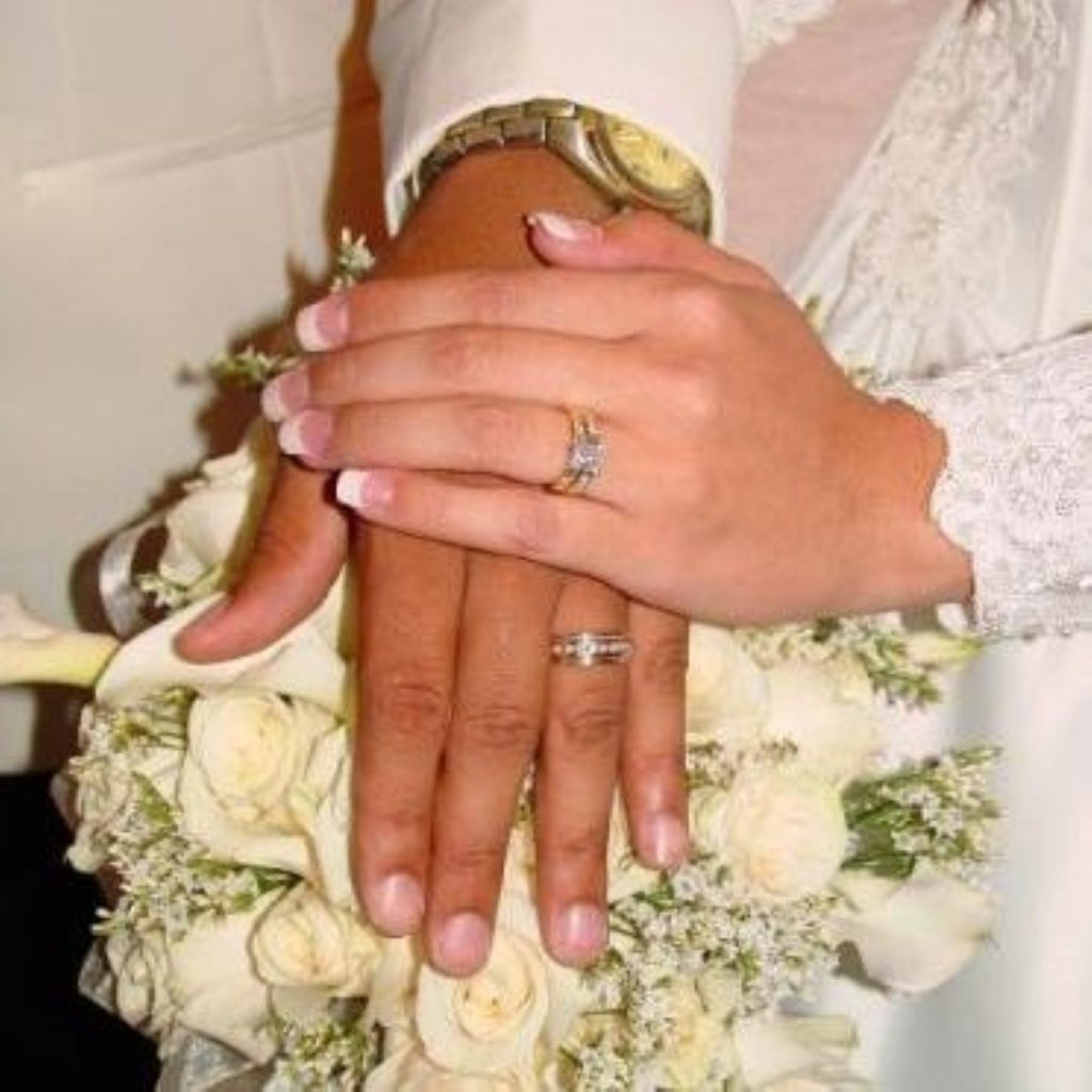 We need a register of religious marriages, Baroness Warsi argues