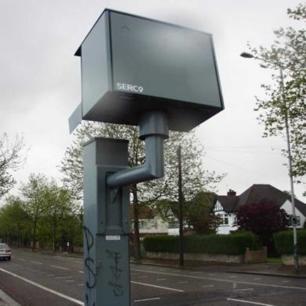 Speed camera numbers have rocketed this decade