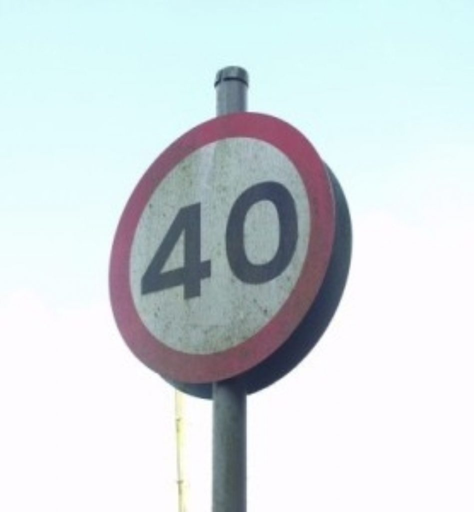 Government orders review of local speed limits