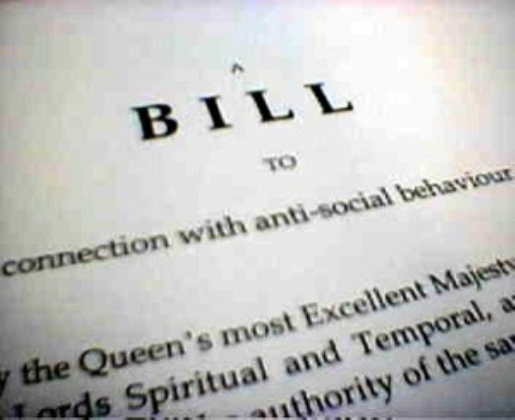 Not all legislation makes it onto the statute book