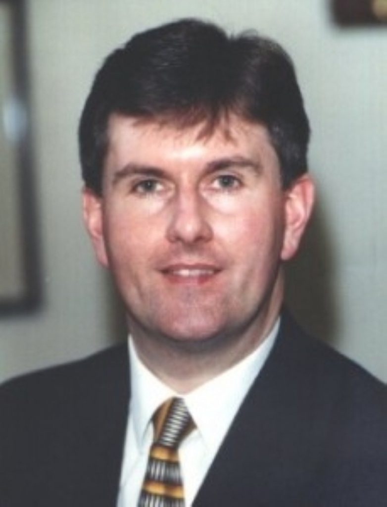 Jeffrey Donaldson complains of anti-Christian discrimination