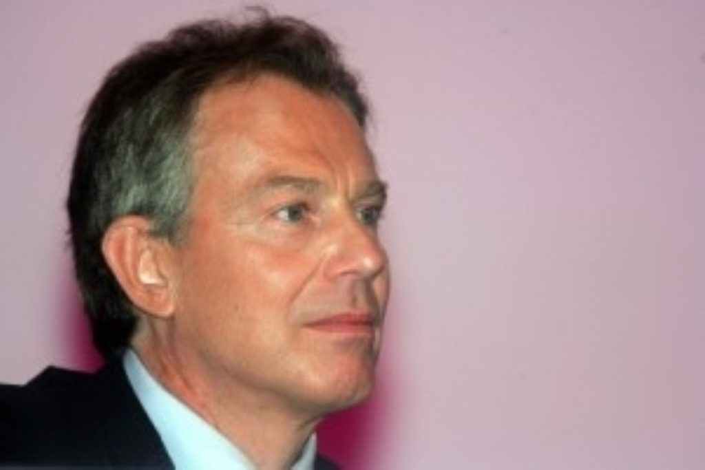 Tony Blair says he was not surprised to be interviewed by police