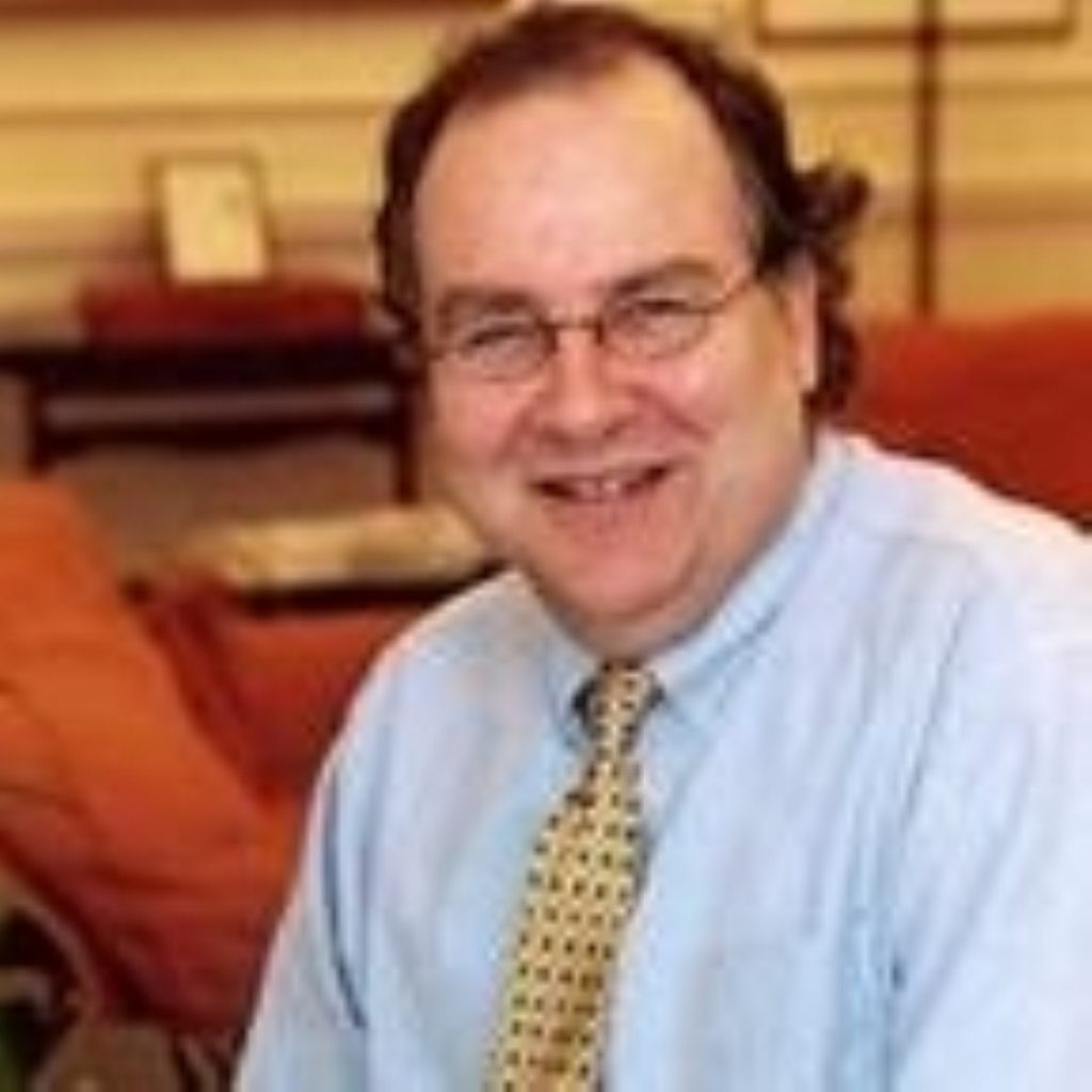 Lord Falconer insists government will not scrap Human Rights act