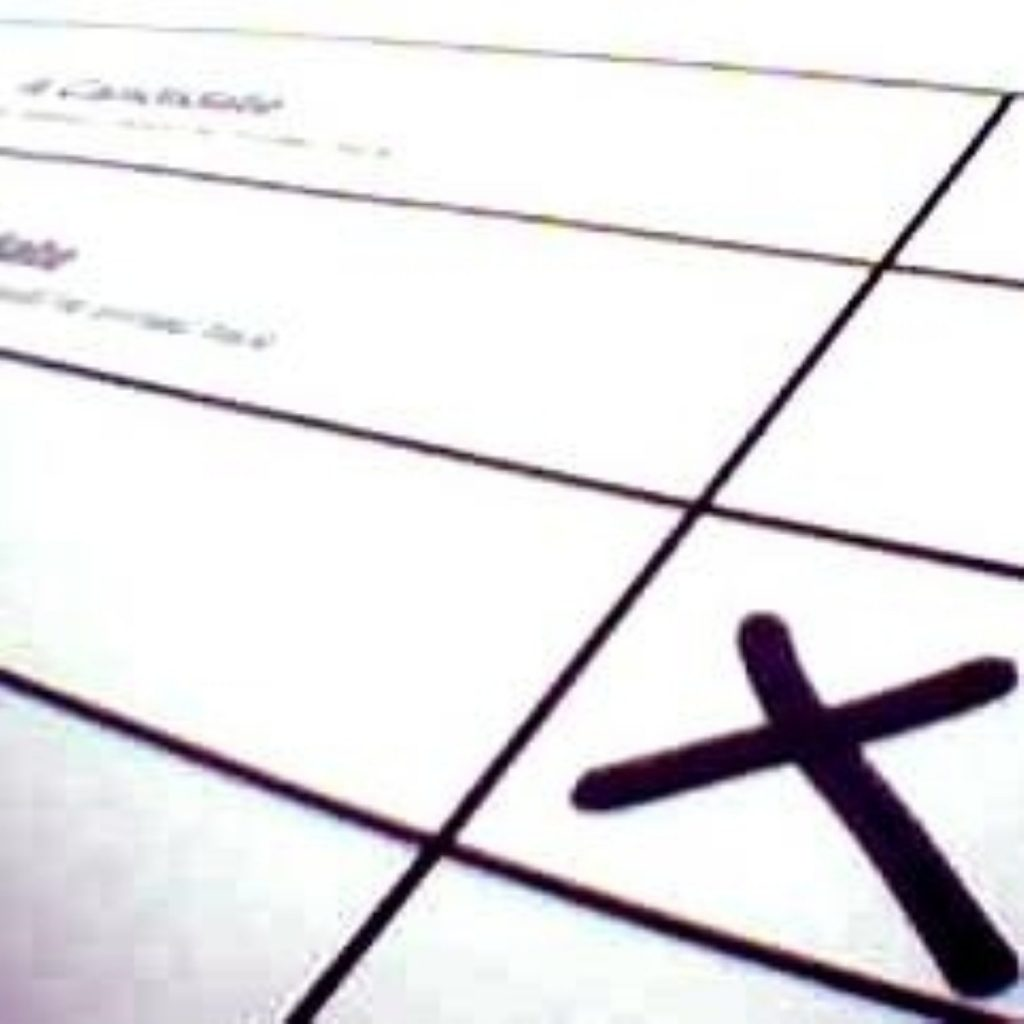 Parties prepare for Scottish elections