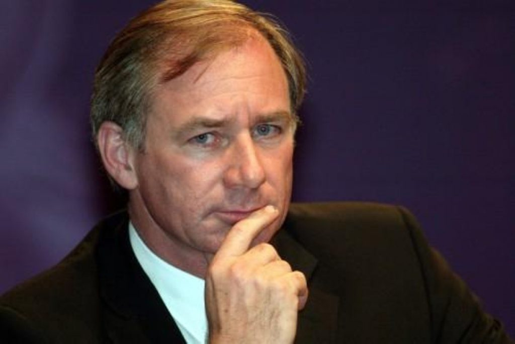 Geoff Hoon: The former defence secretary has now had his parliamentary pass suspended